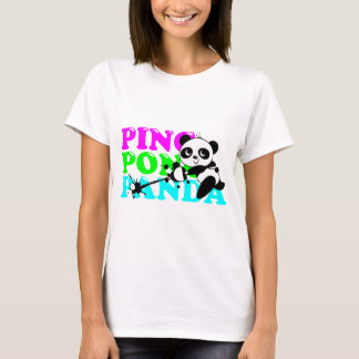 Ping-Pong Panda T-Shirt