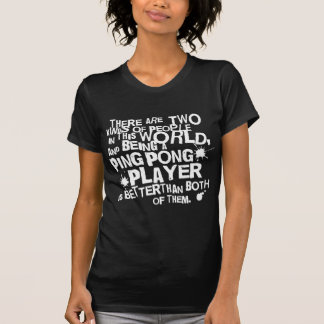 Ping Pong Player Gift T-Shirt