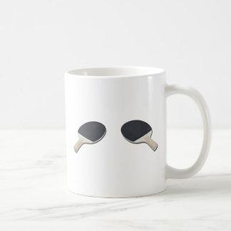 PingPongPaddle052711 Basic White Mug