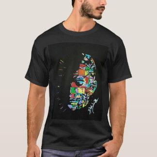 Pinhead Hellraiser Synesthesia Painting T-Shirt