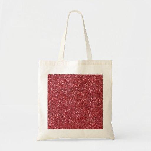 pink2 DARK PINK BEE MINE GLITTER TEXTURE BACKGROUN Canvas Bag