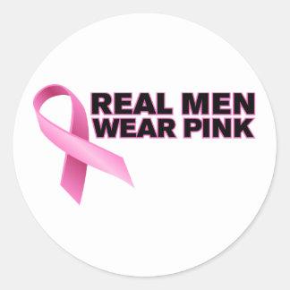 pink_06 round stickers
