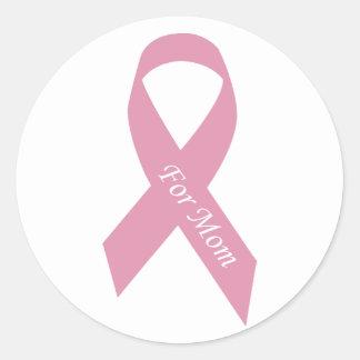 pink_11 round sticker