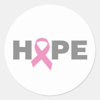 pink_18 round sticker