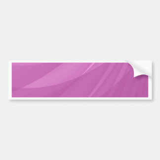 Pink Abstract Blank Background Bumper Sticker