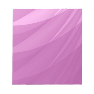 Pink Abstract Blank Background Notepad