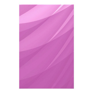 Pink Abstract Blank Background Personalized Stationery