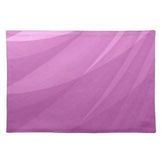 Pink Abstract Blank Background Placemat