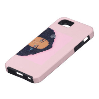 Pink African Case