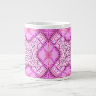 Pink Allover Glamour Large Coffee Mug