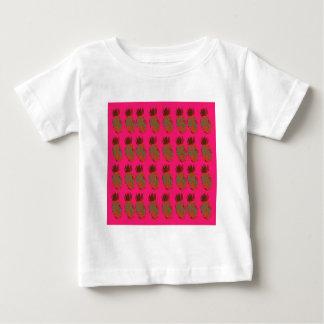 Pink ananas cute baby T-Shirt