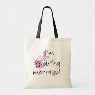 Pink and Black Flowers Bride Tshirts and Gifts