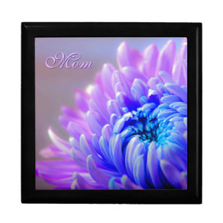 Pink and Blue Mum *Personalize* Gift Box