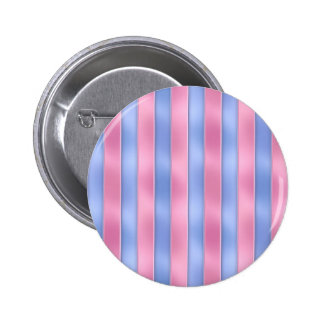 Pink and Blue Stripes Pins