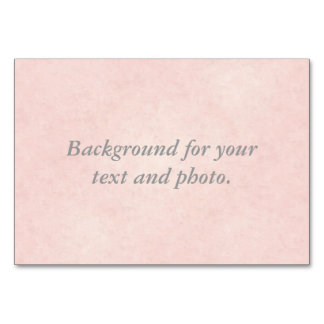 Pink and Cream Invitation Background Card