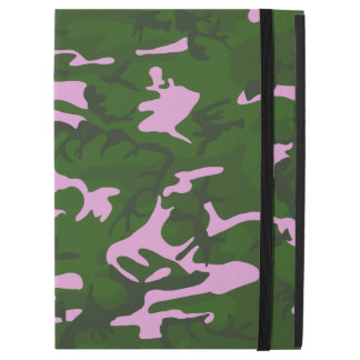 """Pink and Green Camo iPad Pro 12.9"""" Case"""