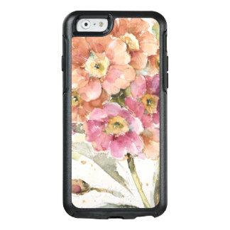 Pink and Orange Primrose OtterBox iPhone 6/6s Case