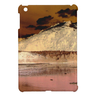 Pink and Peach Abstract Fantasy World Case For The iPad Mini