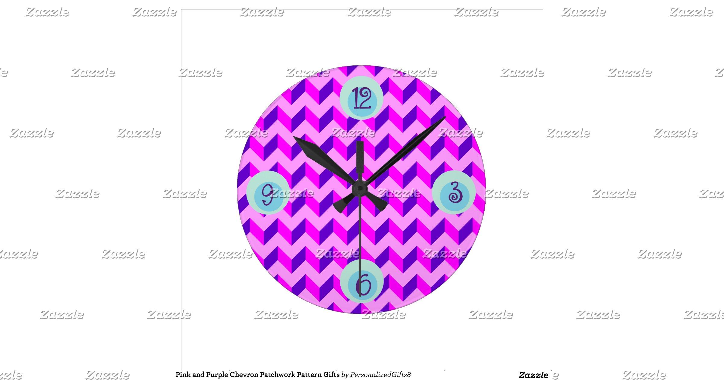 Purple and pink chevron pattern - photo#21