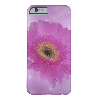 Pink and purple Gerbera Daisy Barely There iPhone 6 Case