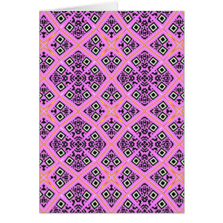 Pink and Purple Retro Cards