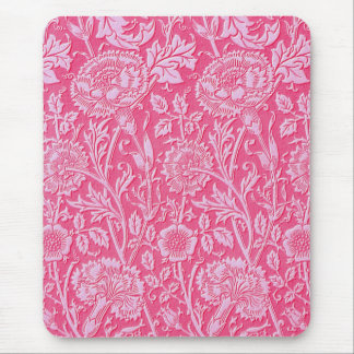 """Pink and Rose"" Mouse Pad"