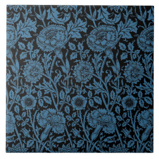 Pink and Rose wallpaper William Morris 1890 Tile
