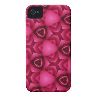 Pink And Stylish Blackberry Bold Cover iPhone 4 Case-Mate Cases