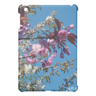Pink and White Cherry Blossom Case For The iPad Mini