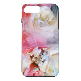 Pink and White Roses 6/6's Tough Case