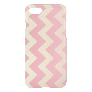 Pink and Yellow Ombre Chevron Pattern iPhone 7 Case