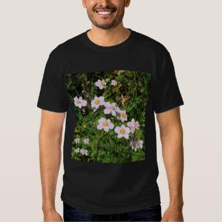 Pink Anemones T Shirts