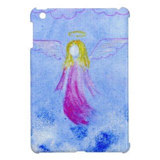 Pink Angel Case For The iPad Mini