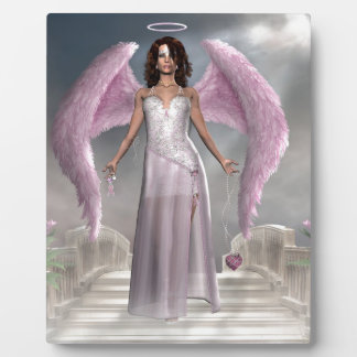 Pink Angel of Hope Products Plaques
