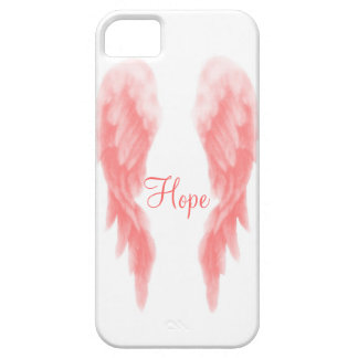 Pink Angel Wing iPhone 5 Case