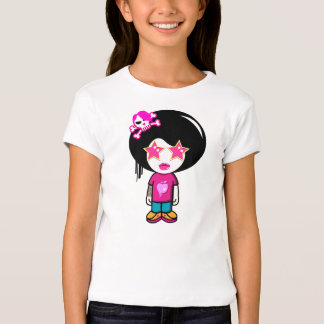 Pink apple girl T-Shirt