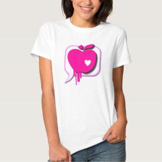 Pink Apple Shirt