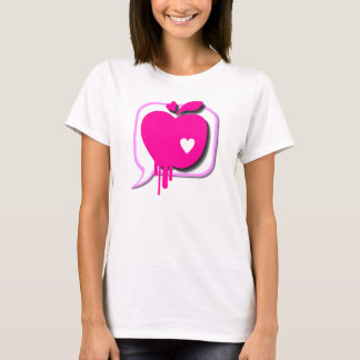Pink Apple T-Shirt