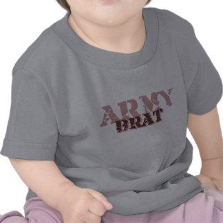 Pink Army Brat Tee Shirt