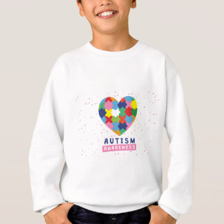 pink autism awareness sweatshirt
