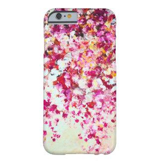 Pink Autumn iPhone Case