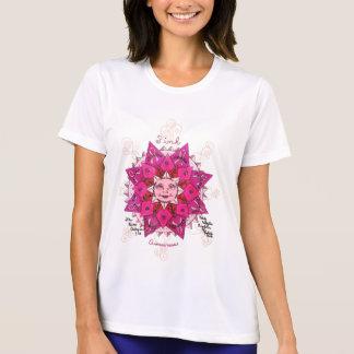 Pink Awareness Ladies Perf Micro-Fiber T-Shirt