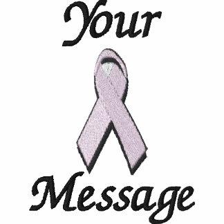 Pink awareness ribbon - Customize