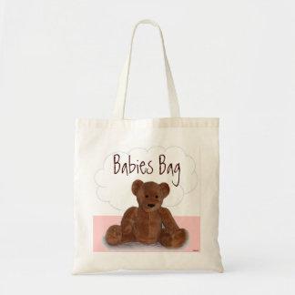 Pink Babies Diaper Bag