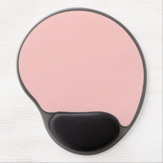 Pink, Baby Carnation Pink. Fashion Color Trends Gel Mousepad