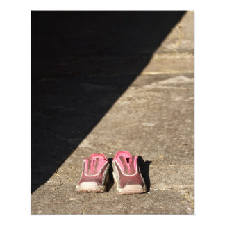 Pink Baby Shoes Photograph