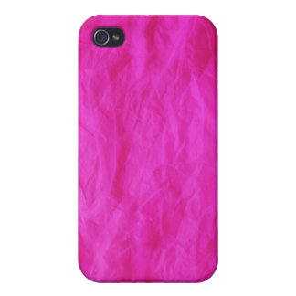 Pink Background iPhone 4 Case