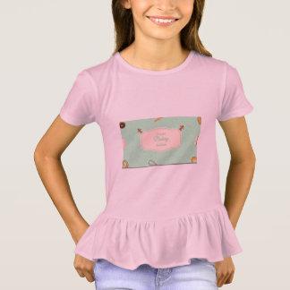 pink bakery shirt