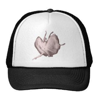 Pink Ballerina Trucker Hat
