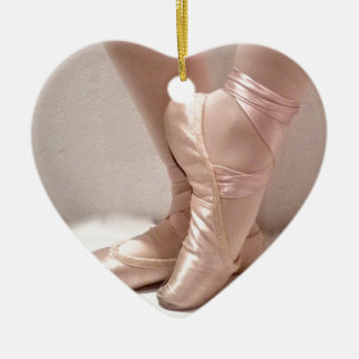 Ballet christmas tree decorations baubles for Ballet shoes decoration